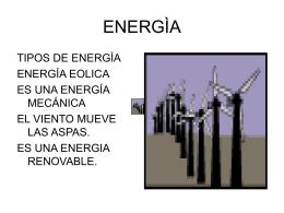 ENERGÌA - Mi aula en la red | José – Juan Torres