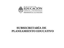 Ley de Financiamiento Educativo Inversión del