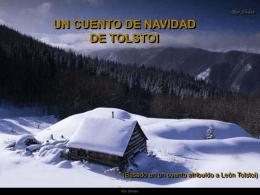 Um Conto De Natal de Tolstoi