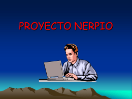 PROYECTO NERPIO