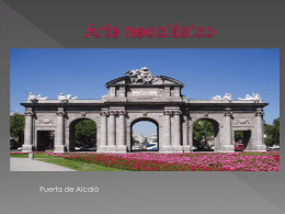 Arte neoclásico - Con Vistas al Mundo