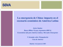 Presentación China