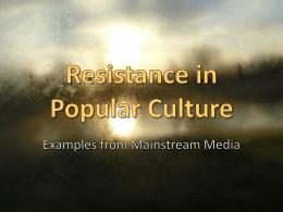 Obscuring Victim Resistance