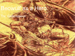 Beowulf as a Hero