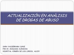 DEFINICIÓN DE DROGA - Portal del Departament