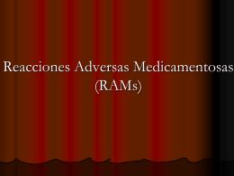 Reacciones Adversas - Enfermería UACh | Descarga