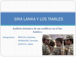 Análisis del Conflicto - Política Internacional