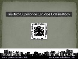 LA PASTORAL SOCIAL - Coordinación de Pastoral