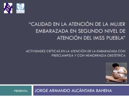 Diapositiva 1 - ESPM - Escuela de Salud Pública de
