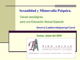 Sexualidad y X frágil
