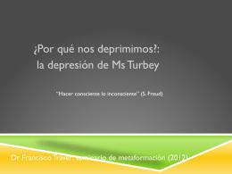 Dr Francisco Traver: seminario de metaformación