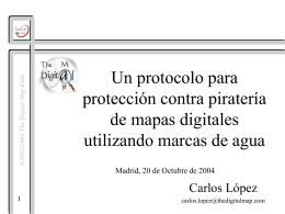 Protección de Propiedad Intelectual mediante