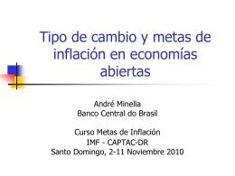 Un Modelo de Economía Abierta para Simulación