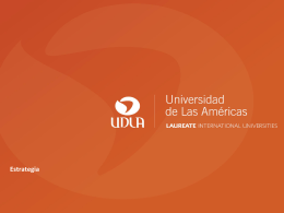 Universidad de Las Américas Business review
