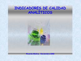 *Acotar la variación analítica con efecto en los