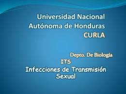 Universidad Nacional Autónoma de Honduras CURLA