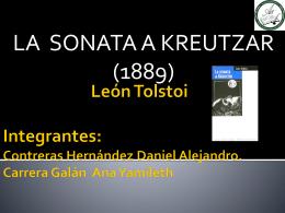 León Tolstoi Integrantes: Contreras Hernández