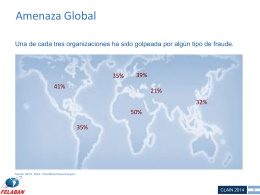 Amenaza Global - :: Federación Latinoamericana de