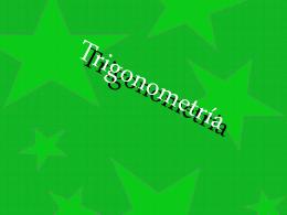 Trigonometría 5º
