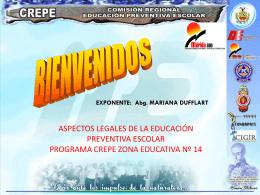 Diapositiva 1 - CREPE