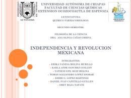 UNIVERSIDAD AUTÓNOMA DE CHIAPAS FACULTAD DE