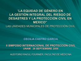 Diapositiva 1 - Bienvenidos a la Dirección General