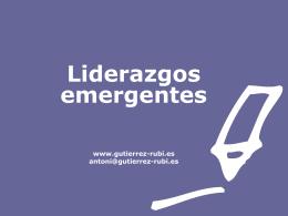 Diapositiva 1 - Antoni Gutiérrez-Rubí
