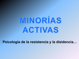 Diapositiva 1 - Psicosociología