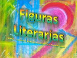 Figuras Literarias - Universidad de Concepción