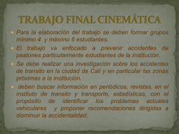 TRABAJO FINAL CINEMÁTICA