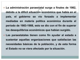 Coordinación y agrupamiento por sectores de la