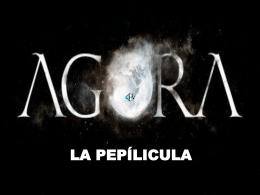 Ágora.