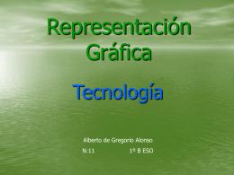 Sistema de representación grafica