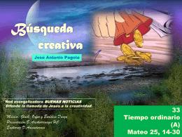 Búsqueda creativa