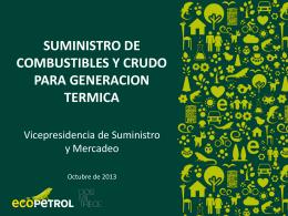 Diapositiva 1 - Eventos del Sector Energético
