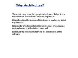 Software Engineering II-