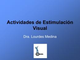 Actividades de Estimulación Visual