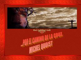 VÍA CRUCIS. MICHEL QUOIST