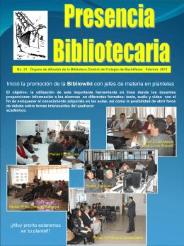 Diapositiva 1 - Colegio de Bachilleres México