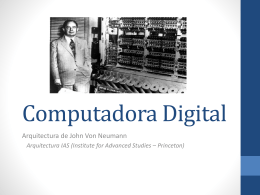 Computadora Digital - Efrén David Gutiérrez Casas