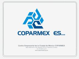 Diapositiva 1 - Reports | :::Coparmex::: Ciudad de