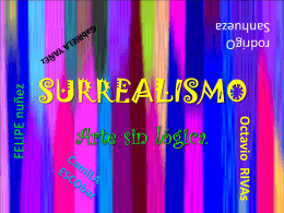 SURREALISMO - Colegio Teresiano Los Angeles