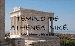 TEMPLO DE ATHENEA NIKÉ.