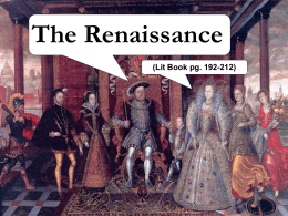 The Renaissance - South Kitsap School District