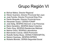 Región II
