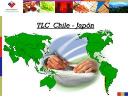 Las Ventajas del AAEE Chile – Japón.