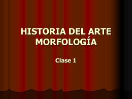 HISTORIA DEL ARTE MORFOLOGÍA - geohistoria-36