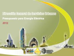 Diapositiva 1 - SOBSE | Secretaría de Obras y