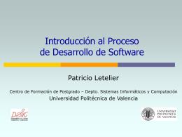 Laboratorio de Sistemas de Información LSI