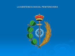ACCIÓN SOCIAL PENITENCIARIA E INTERVENCIÓN DE ONGS